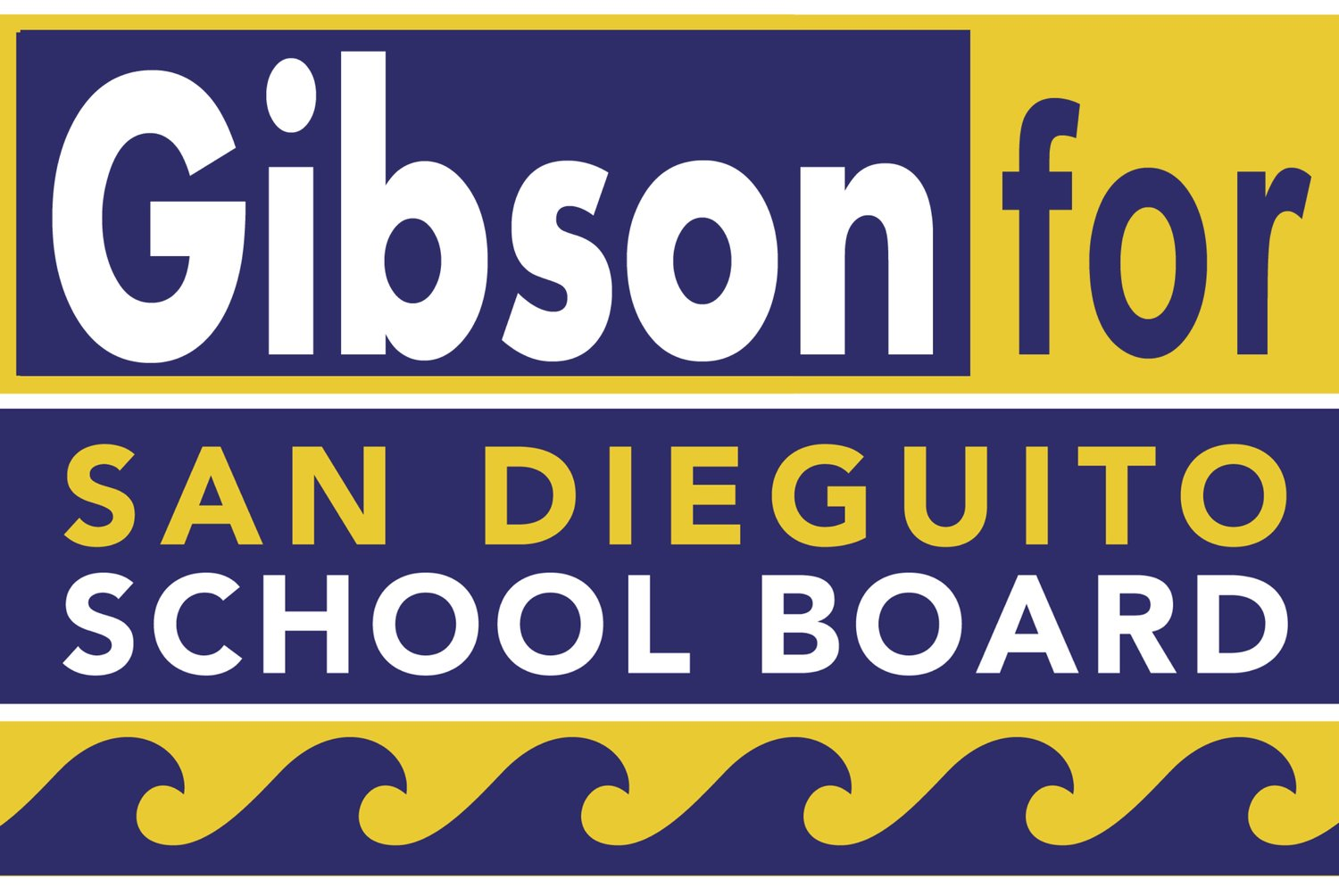 Gibson for San Dieguito