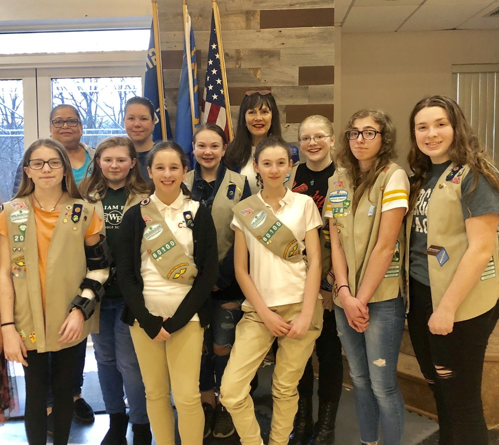 Girl Scouts of Suffolk County  Long Island, New York