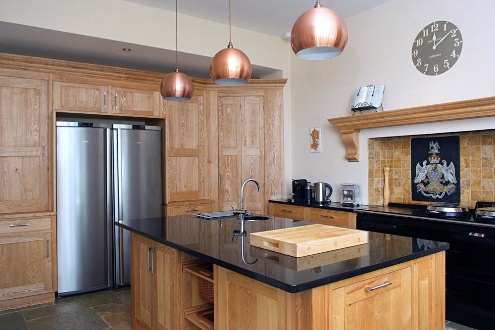Ash & Granite Kitchen