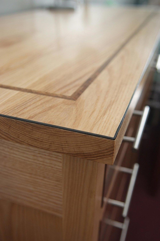 Ash & Walnut Dressing Table