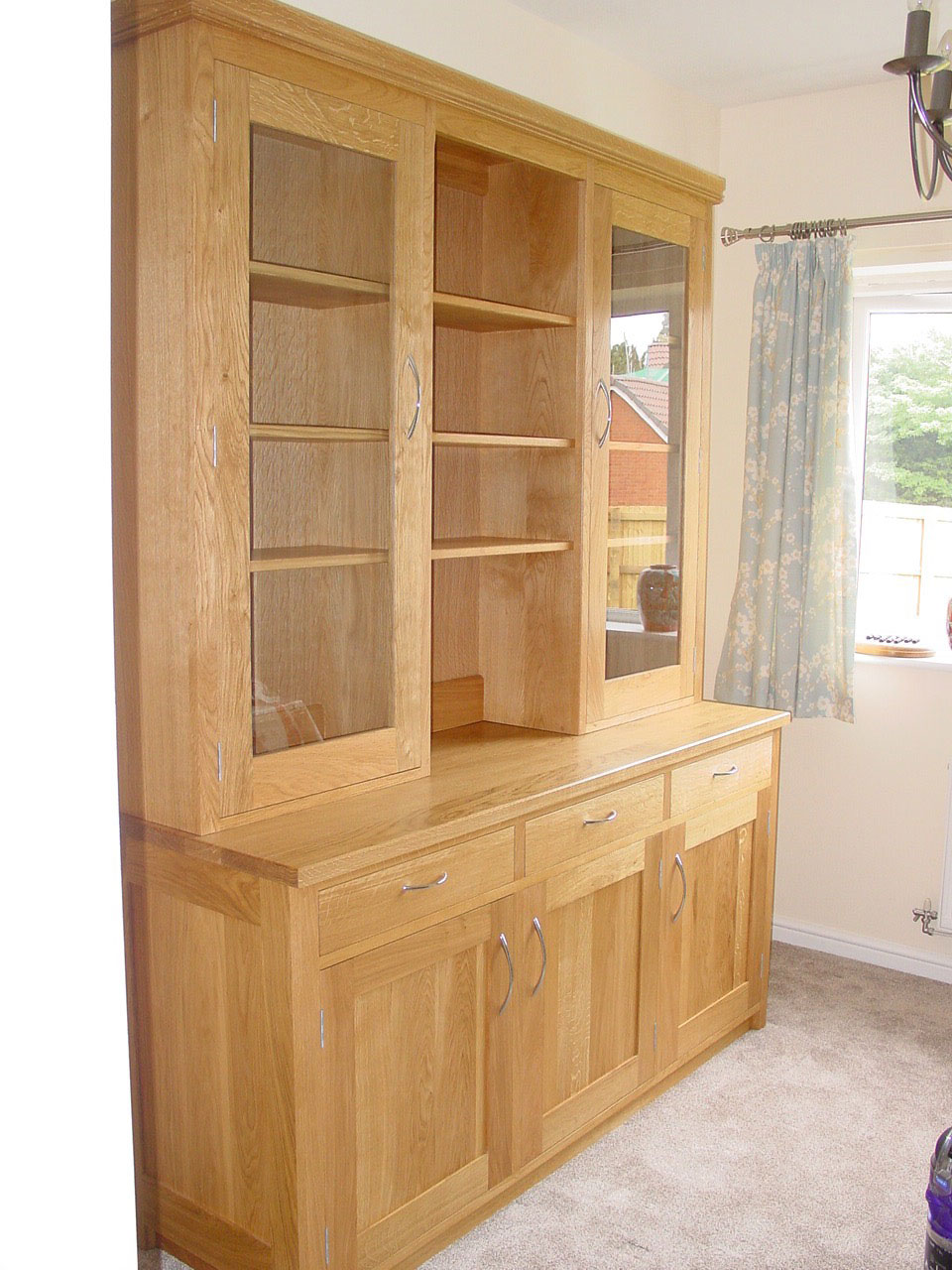 Glazed Oak Dresser
