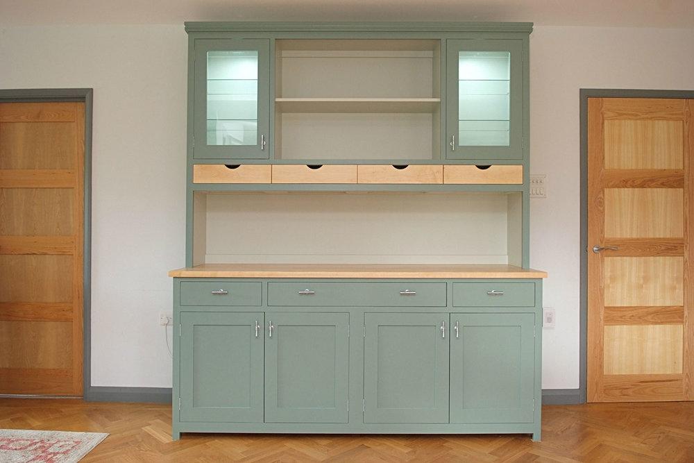Shaker Style Kitchen Dresser