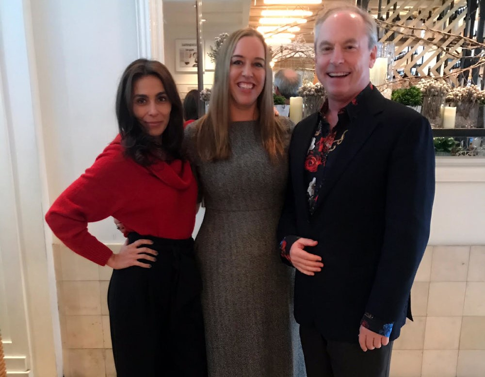 From left: Melissa Gonzalez, The Lionesque Group; Nicole Reyhle, Retail Minded; and Bob Phibbs, The Retail Doctor.