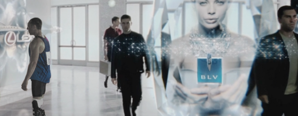 Tom Cruise in Minority Report/Dreamworks