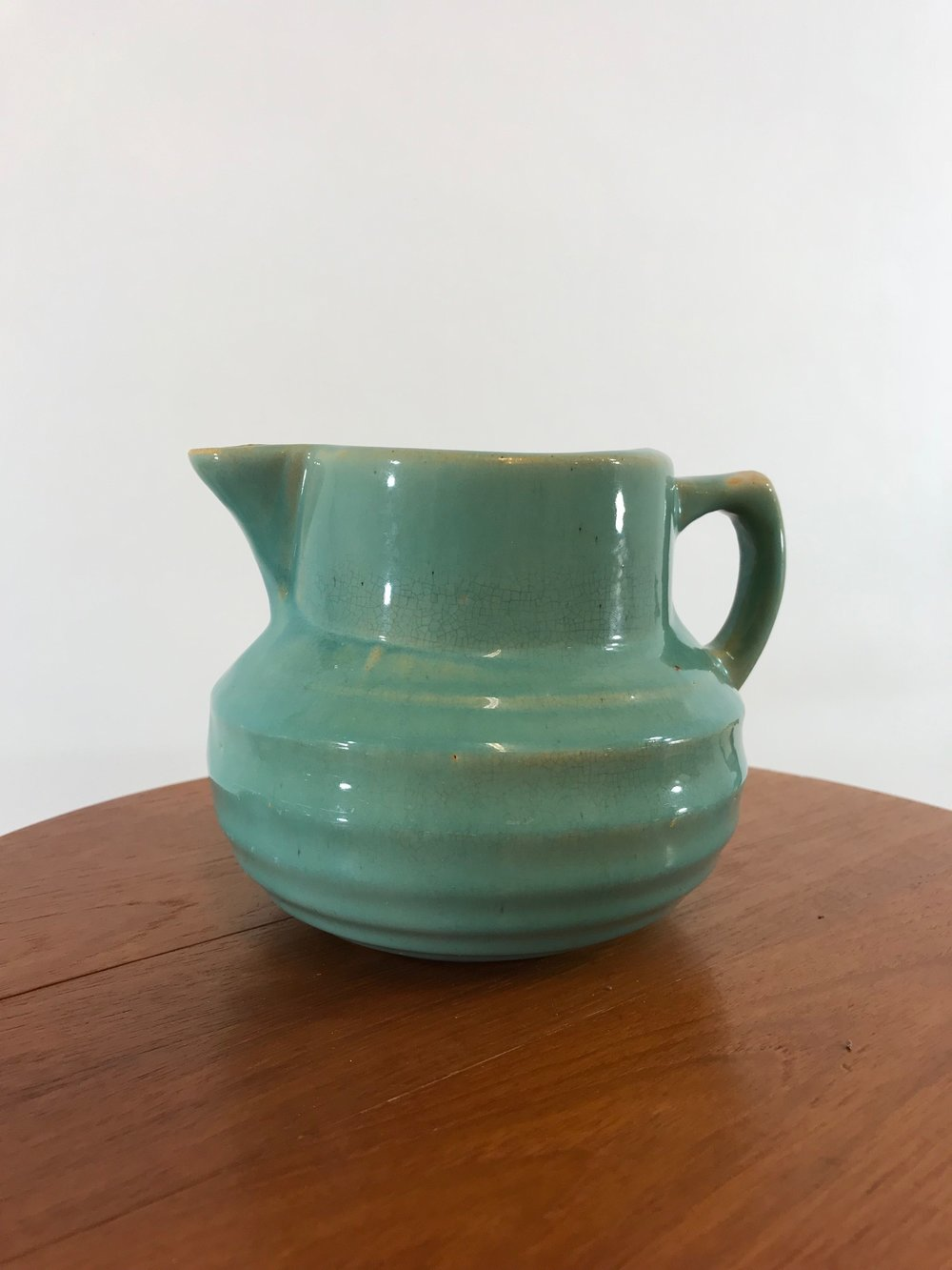 Vintage pottery by Bauer, Fiesta, McCoy and more