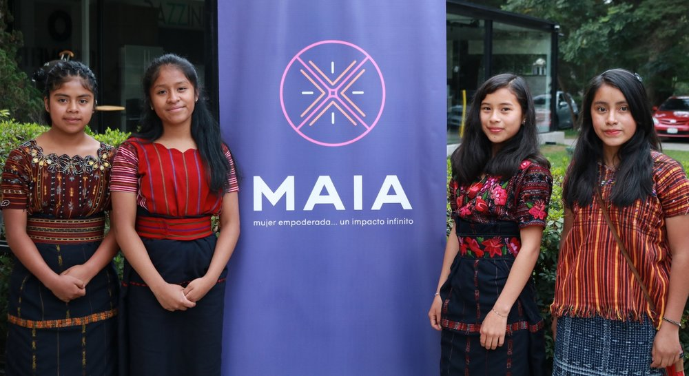 Pronounced Maya