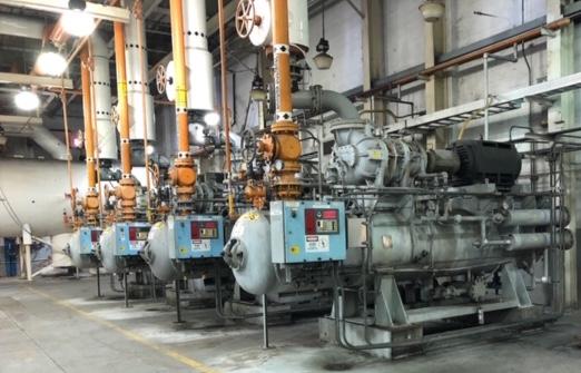 1000 Hp, Mycom Screw Compressor Packages — Maritime Deck Professionals