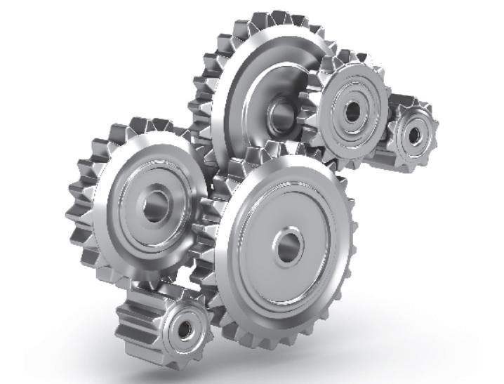 Motores y engranajes