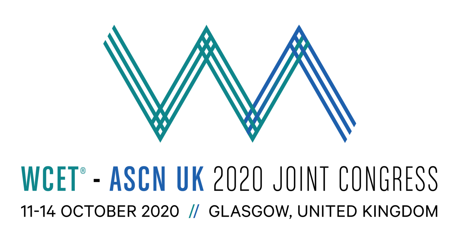 WCET/ASCN UK 2020 Joint Congress