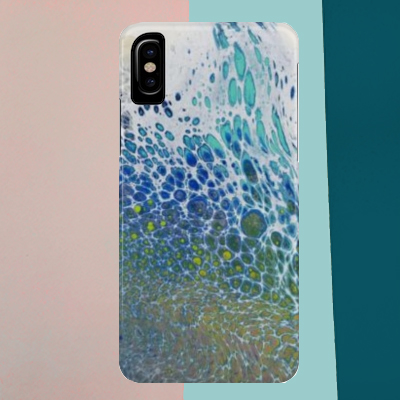 Along the Wish Filled Shore Phone Case -   $28