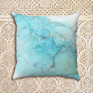 By This River Pillow -   starting at $25