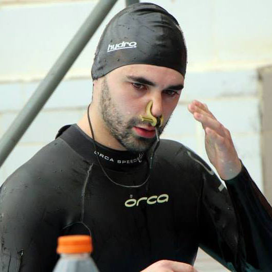 RICARDO MONTANS - TECHNICAL ADVISORRicky is a highly experienced freediver and has been in charge of logistic at sea in several previous events.