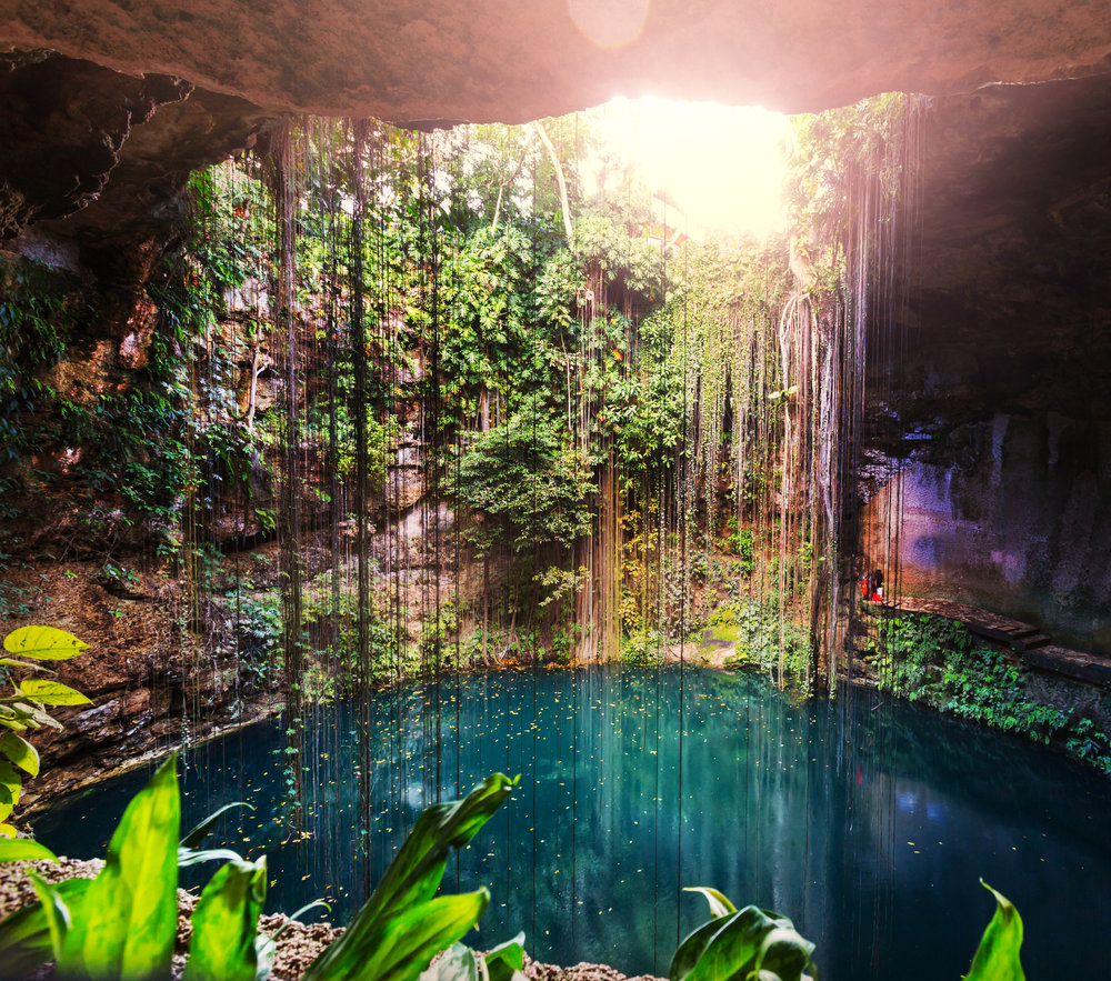CENOTES - FREEDIVING AND PHOTOGRAPHY EXPLORATIONNovember 11 - 17 / 2019