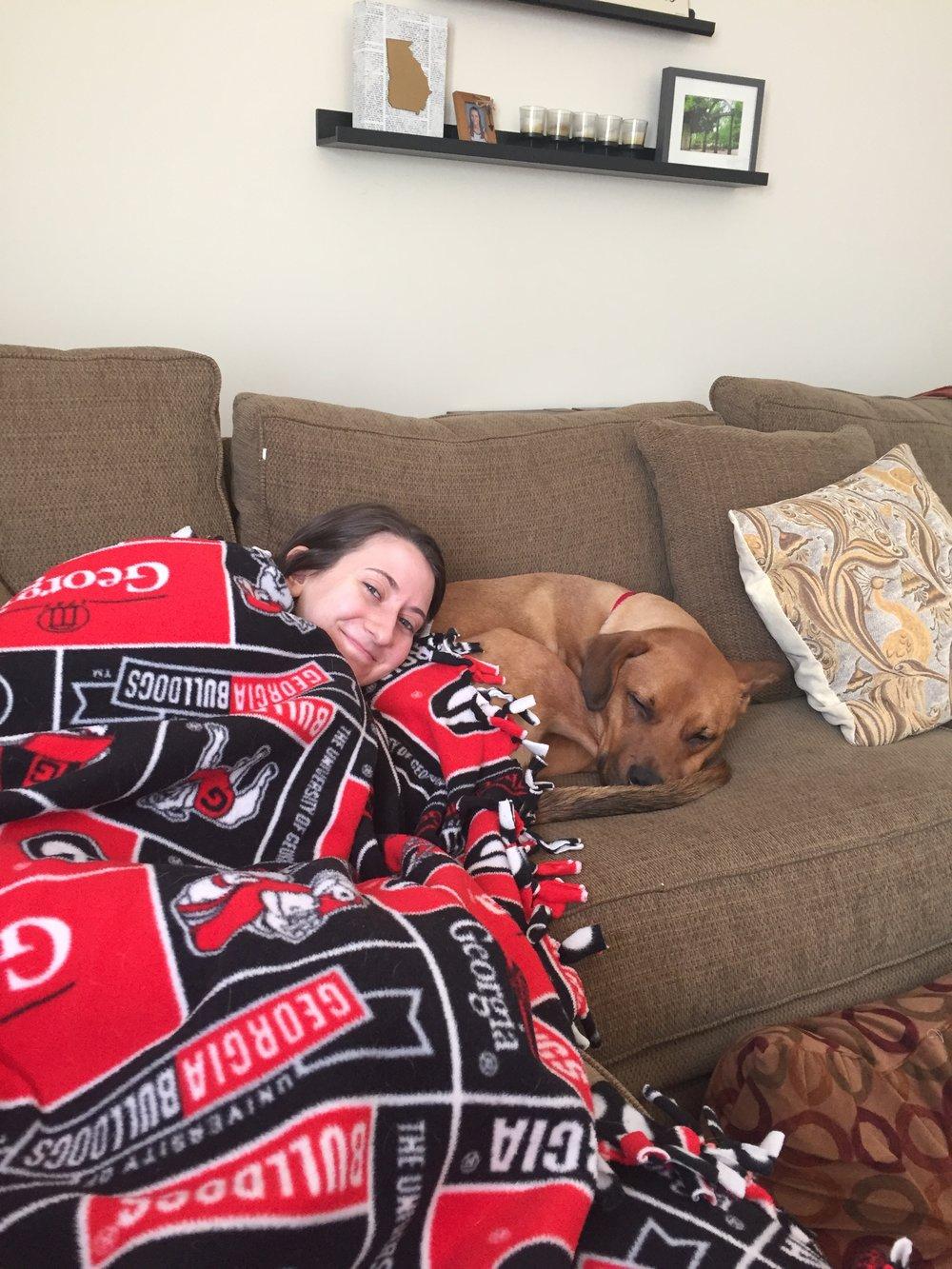 Radar on couch w mom.JPG