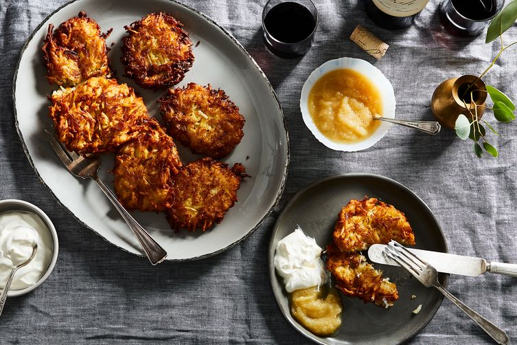 Russian Latke Hanukkah Celebration - Co-created by a NuRoots Community Member