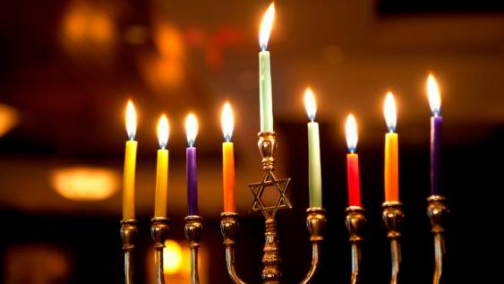 Hanukkah Happy Hour, Havdalah, and Open Mic Night! - Co-created by a NuRoots Community Member