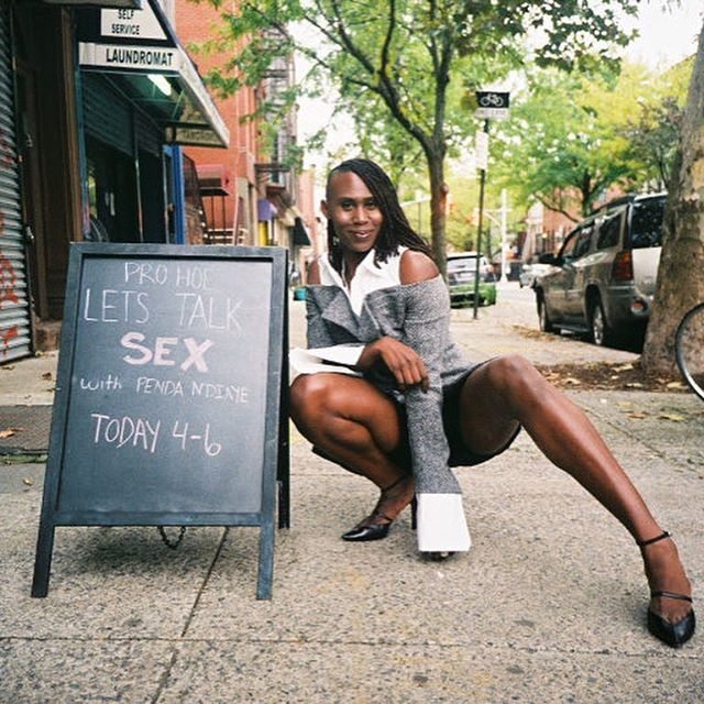 💦 We recently launched our monthly sex column #ProHoe at an intimate event hosted by @pendajai at Brooklyn's @sincerelytommy_ concept store. • In the column, Penda candidly shares her sexual forays in an effort to create a space for people of color to communicate their sexual desires (& fears) without societal bias and stigma. • 🎯 Special thanks to all of our event partners: @sincerelytommy_ ; @ppnycaction ; @theoprahroseshow ; @getmaude ; @dameproducts ; @unboundbabes ; @tequilajesus666 & @itys • #majorityminority #sex #positivity #prohoe #nogames #letstalkaboutsex #sextalk #sexandthecity #sexualhealing also who looks better in @monsemaison ?!?