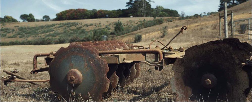 Non-Renewable - heavy plowingbare groundmonoculturechemical fertilizerno biodiversity