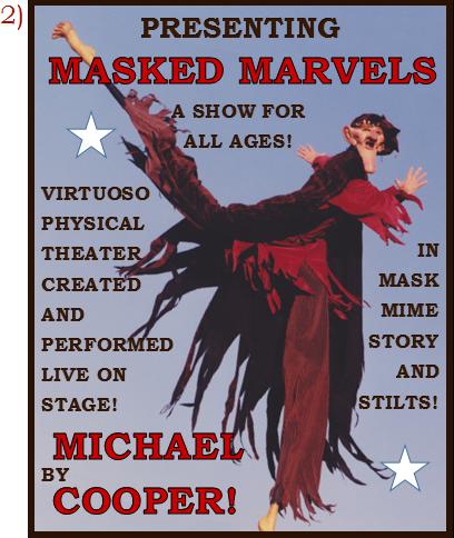 Masked Marvels