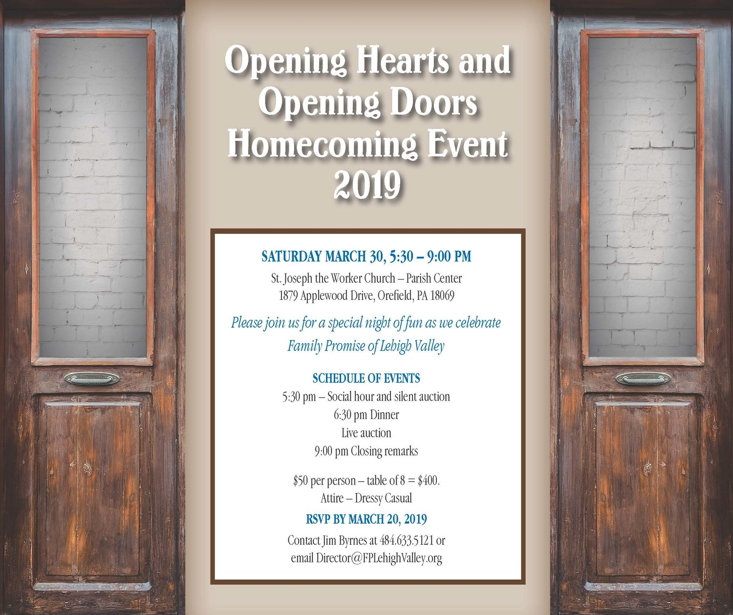Opening Hearts And Opening Doors Homecoming Event 2019 Family