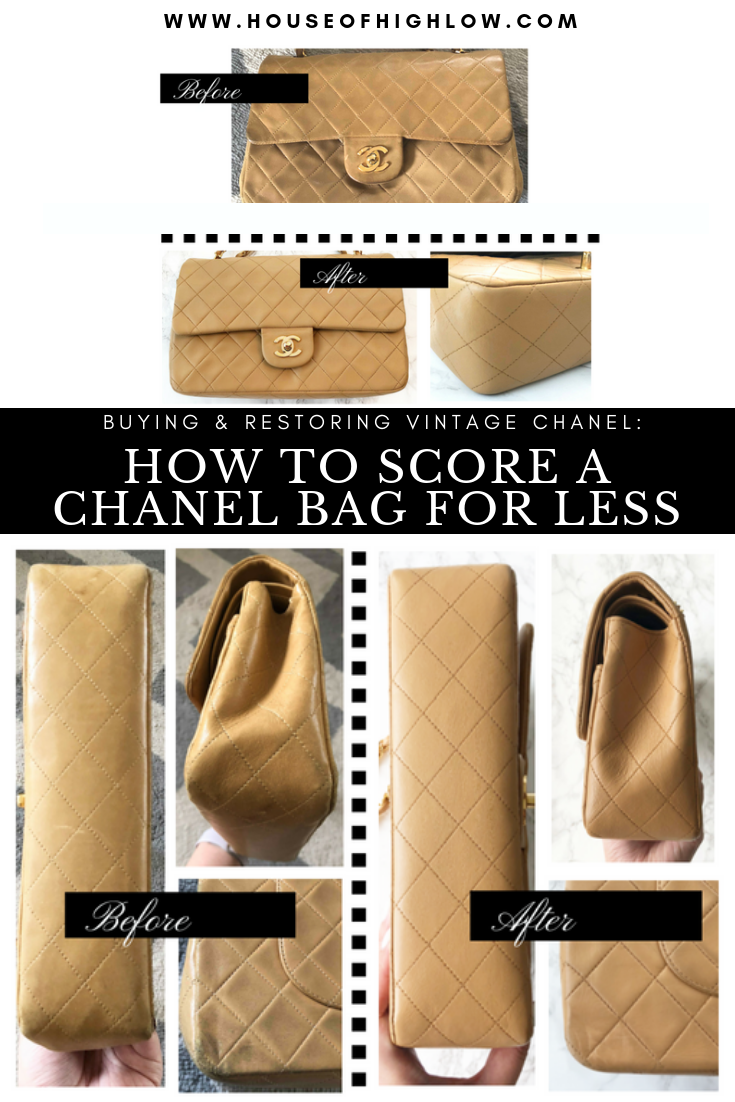 c3dfce6ba30bf6 How to Bag the Iconic Chanel Classic Flap for a Fraction of Retail ...