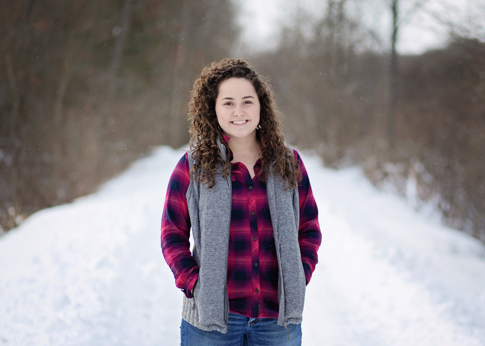 Winter Photo Shoot | Kelly Rhoades Photography