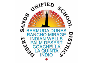 DESERT SANDS UNIFIED SCHOOL DISTRICT   A public school district with main offices located in La Quinta, California. The district was founded in 1964, after the California Department of Education consolidated all Indio public schools. As of 2017, DSUSD serves 28,958 students in Indio, La Quinta, Palm Desert, Indian Wells, Bermuda Dunes, and parts of Rancho Mirage and Coachella.    Website