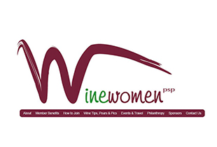 WINE WOMEN PSP   A charitable nonprofit organization dedicated to the responsible enjoyment of wine through education, discovery and activities that support local charities.    Website