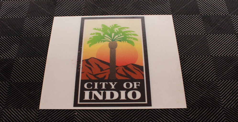 The City of Indio, home of the famous Coachella Musical Festivals and Stage Coach concerts is one of our generous sponsors and continued supporter of our training and mentoring programs.