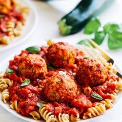 thyme for health zucchini meatballs.jpg