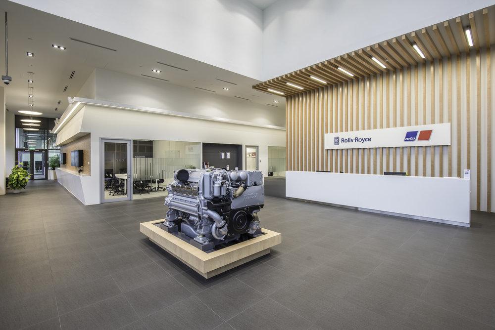 MTU Rolls Royce+ -