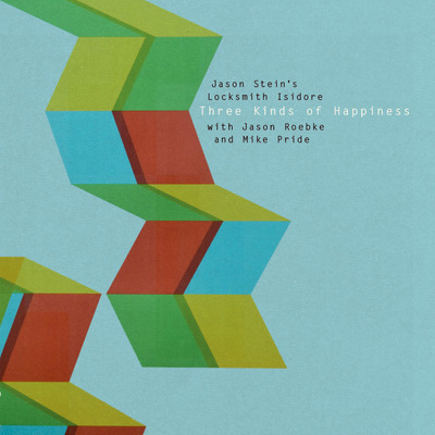 ALBUM: Three Kinds of Hapiness - Label: Not Two RecordsRelease Date: 2010JASON STEIN (BASS CLARINET)JASON ROEBKE (bass)MIKE PRIDE (DRUMS)