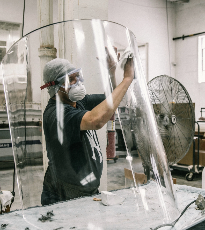 New York Times:How the Bronx Became the Last Outpost of Acrylic Chic