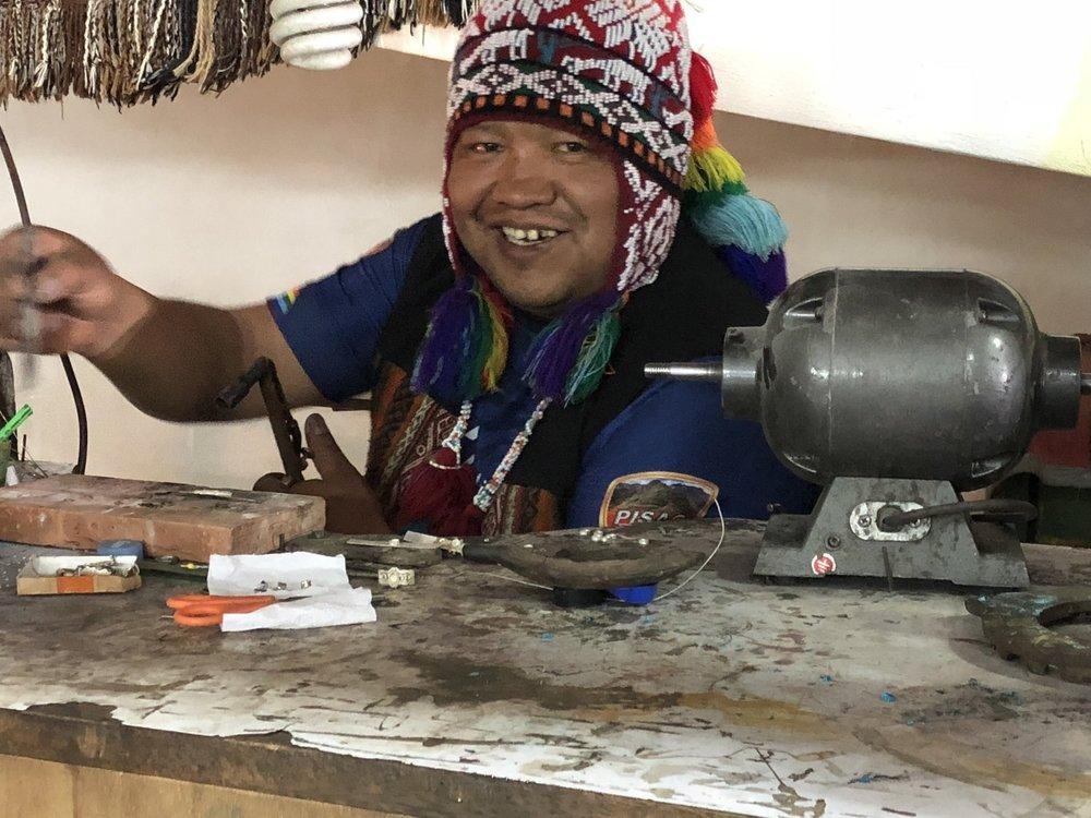 Big Bay Quispe Sullca - Jeweler
