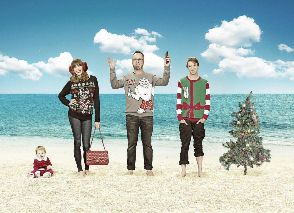 Austin Christmas Cards