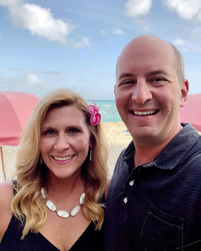 Nothing beats a luau on the beach with this beautiful lady!