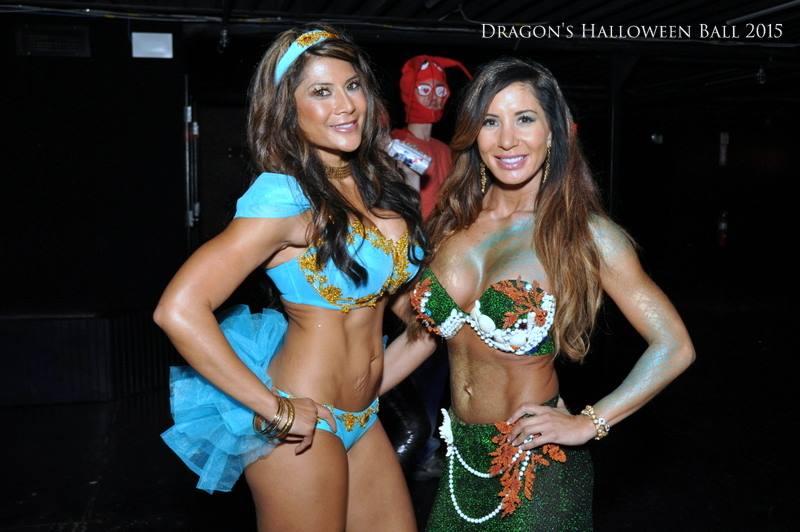 2015 Dragons Halloween Ball -