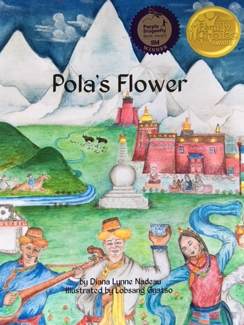 - With mastery, Pola prepares Metog-ma for impending and grave losses through his art. Sometimes this entails hard lessons, but, like one of Pola's lotus flowers growing out of the muck and mire, Metog-ma stumbles upon a wealth of inner strength and wisdom.