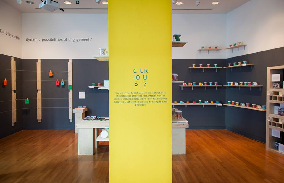 """""""Room for Big Ideas"""" at Yerba Buena Center for the Arts Co-created by Shalini Agrawal"""