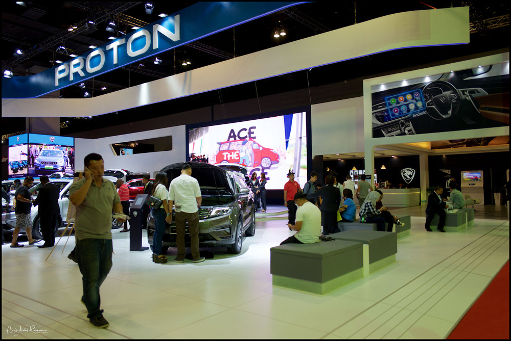 Proton did well to come out all guns blazing …