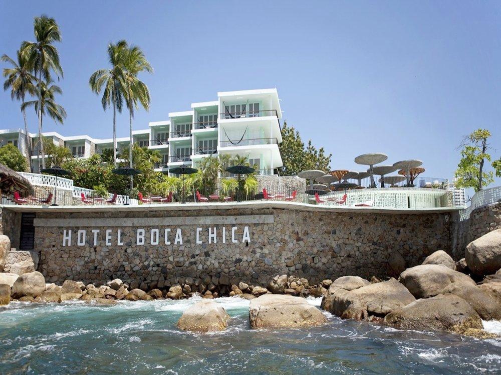Hotel Boca Chica - Acapulco