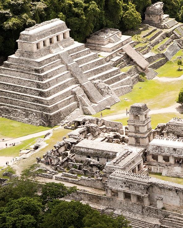 Arqueológico - TeotihuacánTulumPalenqueChichén ItzáUxmal