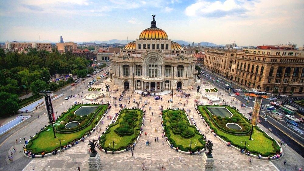 CIUDAD DE MÉXICO -
