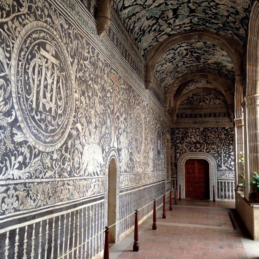 Ex Convento Agustino - Malinalco