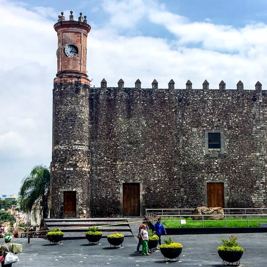 Palacio de Cortéz - Cuernavaca