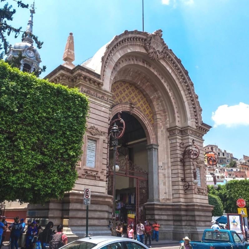 Mercado Hidalgo - Guanajuato