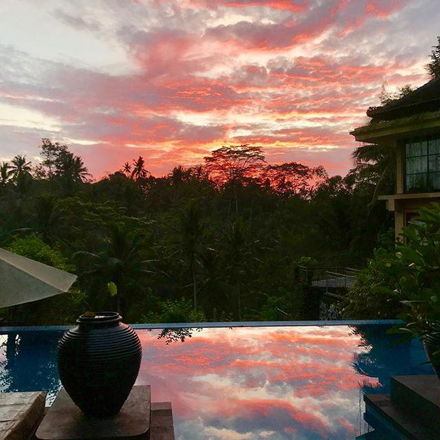 🙏🙏 to all of our community who have asked how the Villa family is doing following the quake centered on Lombok. We are G O O D!! All family safe. Slight cosmetic damage to only one room. Ibu Ayu sends her thanks and best Bali blessings to all!! @pak.scott returns within a week😊😊🙏🙏