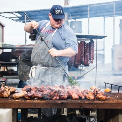 Kent Graham  Chef/ Butcher/ Pit Master  Charleston, SC