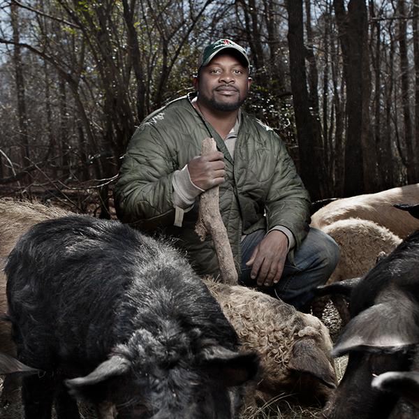Jon Jackson  Owner & Farmer  Comfort Farms   Milledgeville, GA