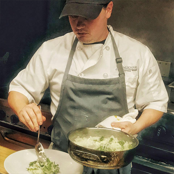 Jeremy Swofford  Executive Chef  Farms at Serenbe  Atlanta, GA